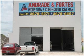 Industria de Calhas em Curitiba